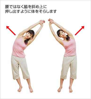 広背筋 ストレッチ に対する画像結果